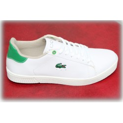 Chaussures sport BLANC LACOSTE REF2656555
